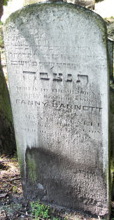 Barnett, Fanny (married name)